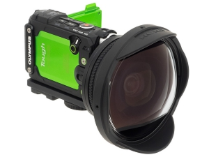 SD Mount supports speedy UFL-G140 SD lens exchange