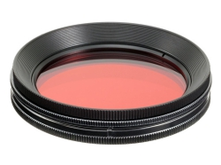UW Variable Red Filter M67